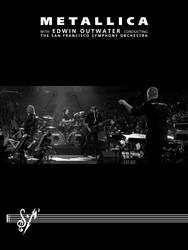 Symphony and Metallica 2 Classic DVD Cover Mock-Up