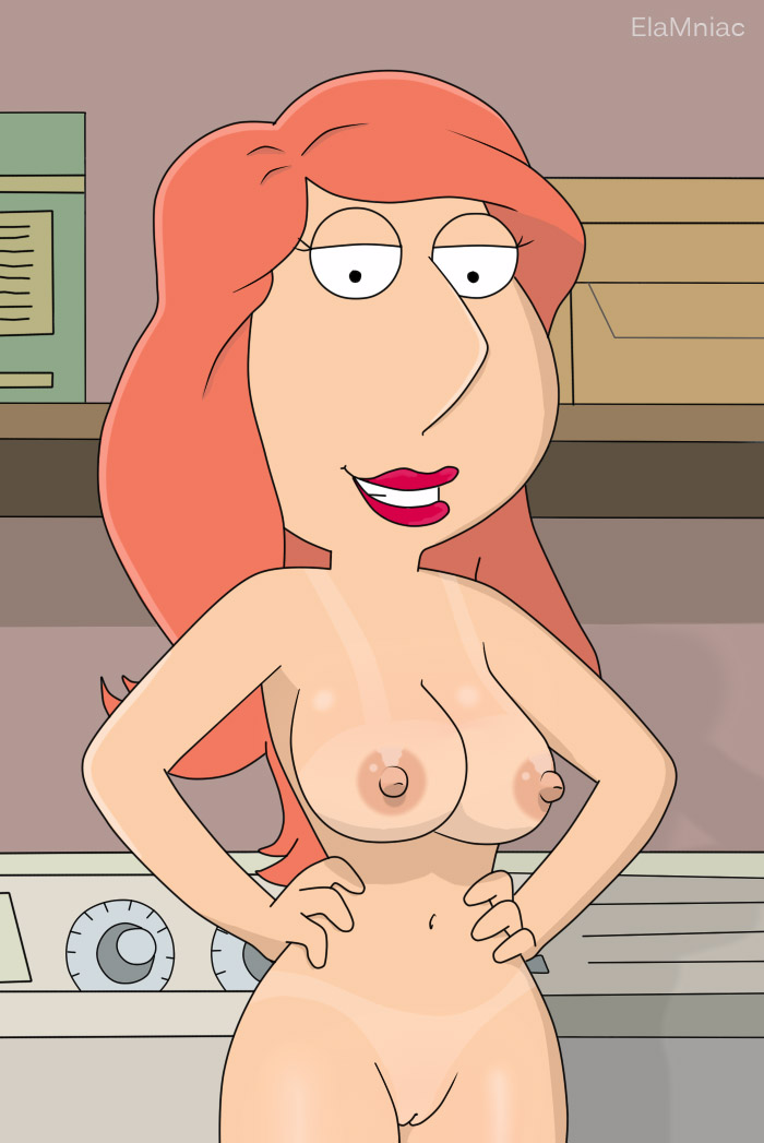 family guy lois griffin naked