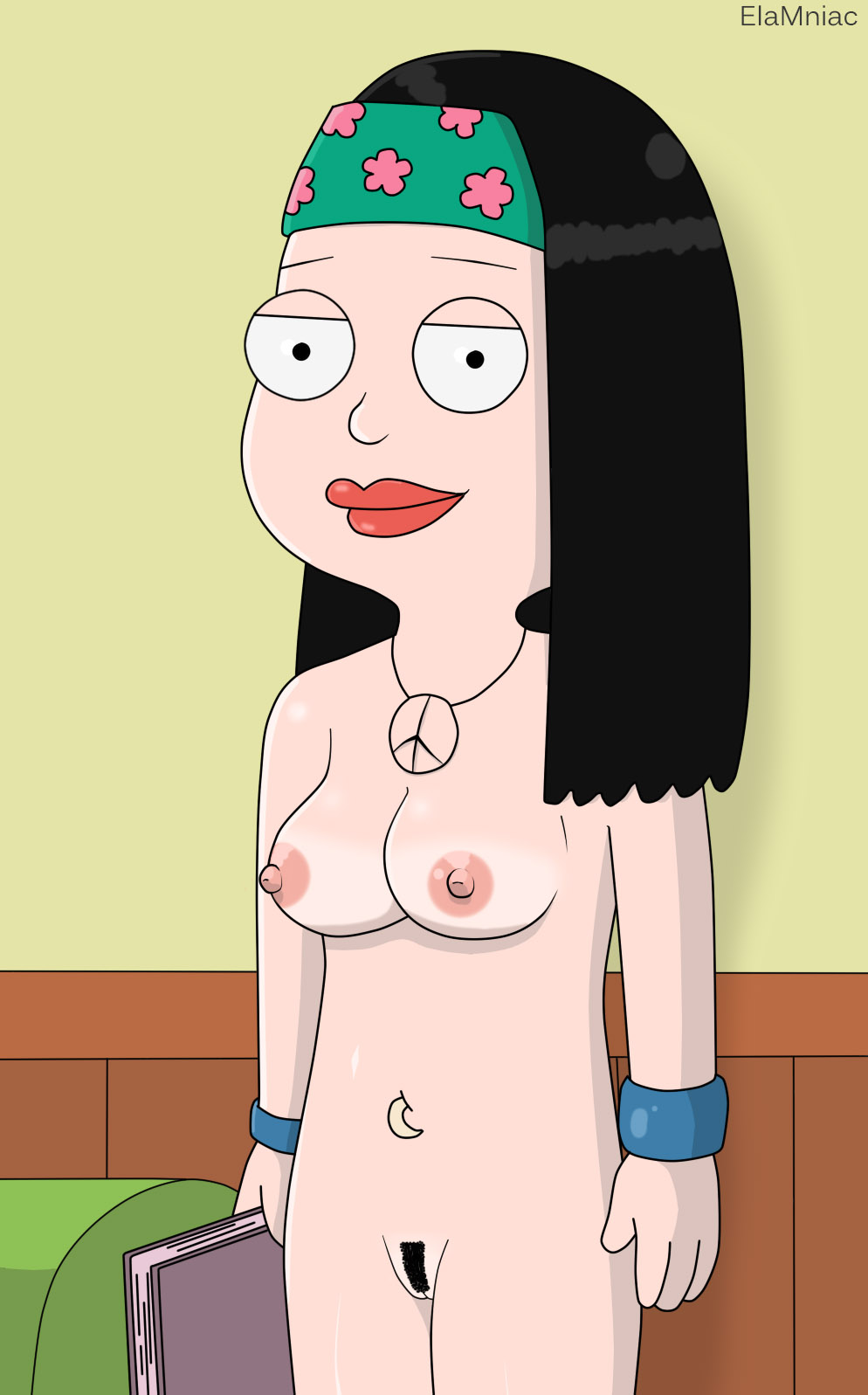 haley american dad nude