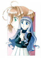 Tomoyo's Lonely Heart by KoriMichele