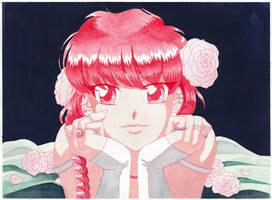 Beautiful Magic Knights Hikaru by KoriMichele