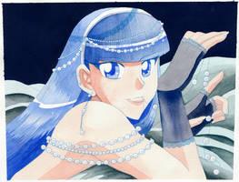 Beautiful Magic Knights Umi by KoriMichele
