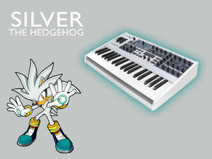 Sonic Synthesizers: Silver