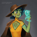 Little WItch - Max Grecke dtiys