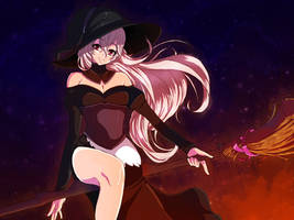 Witch Corrin by Seityr