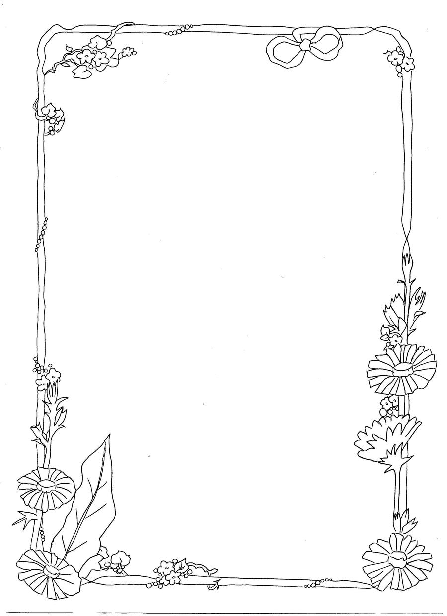 Image Result For Coloring Page Pretty