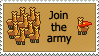 Join the army by epilogues