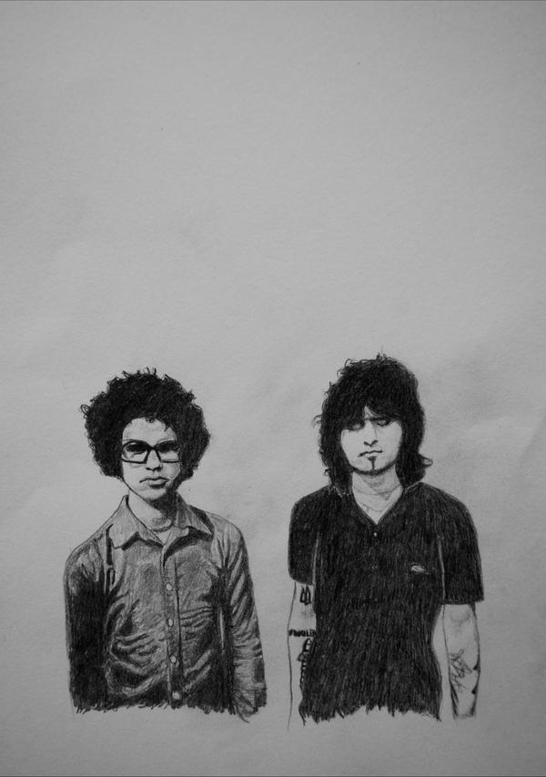 The Mars Volta by epilogues