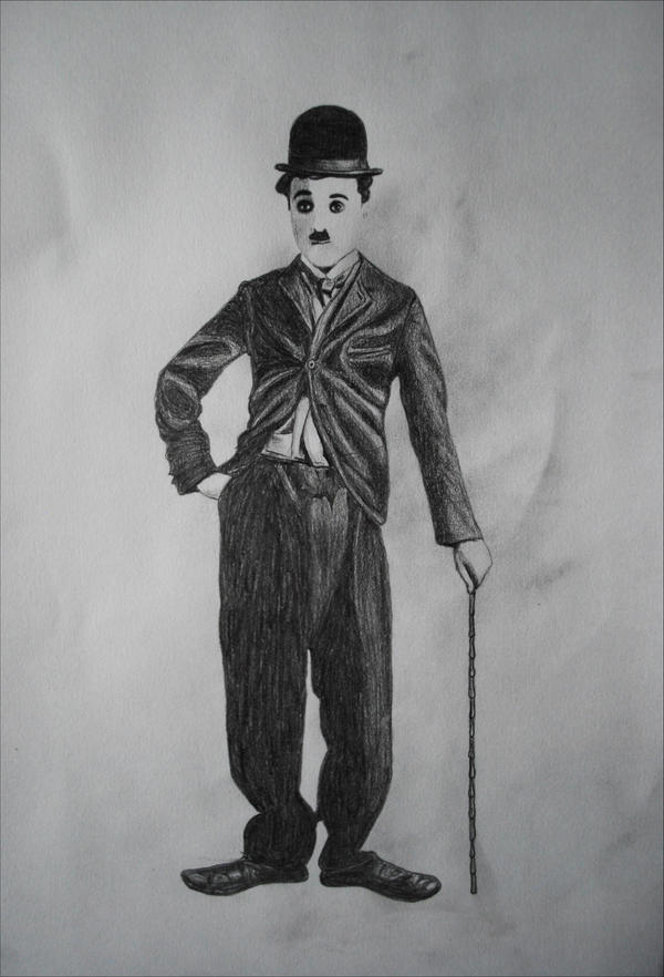 Sir Charlie Chaplin by epilogues