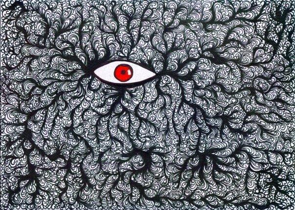 Alucard's eye by LamiaeDracula on deviantART  Alucard