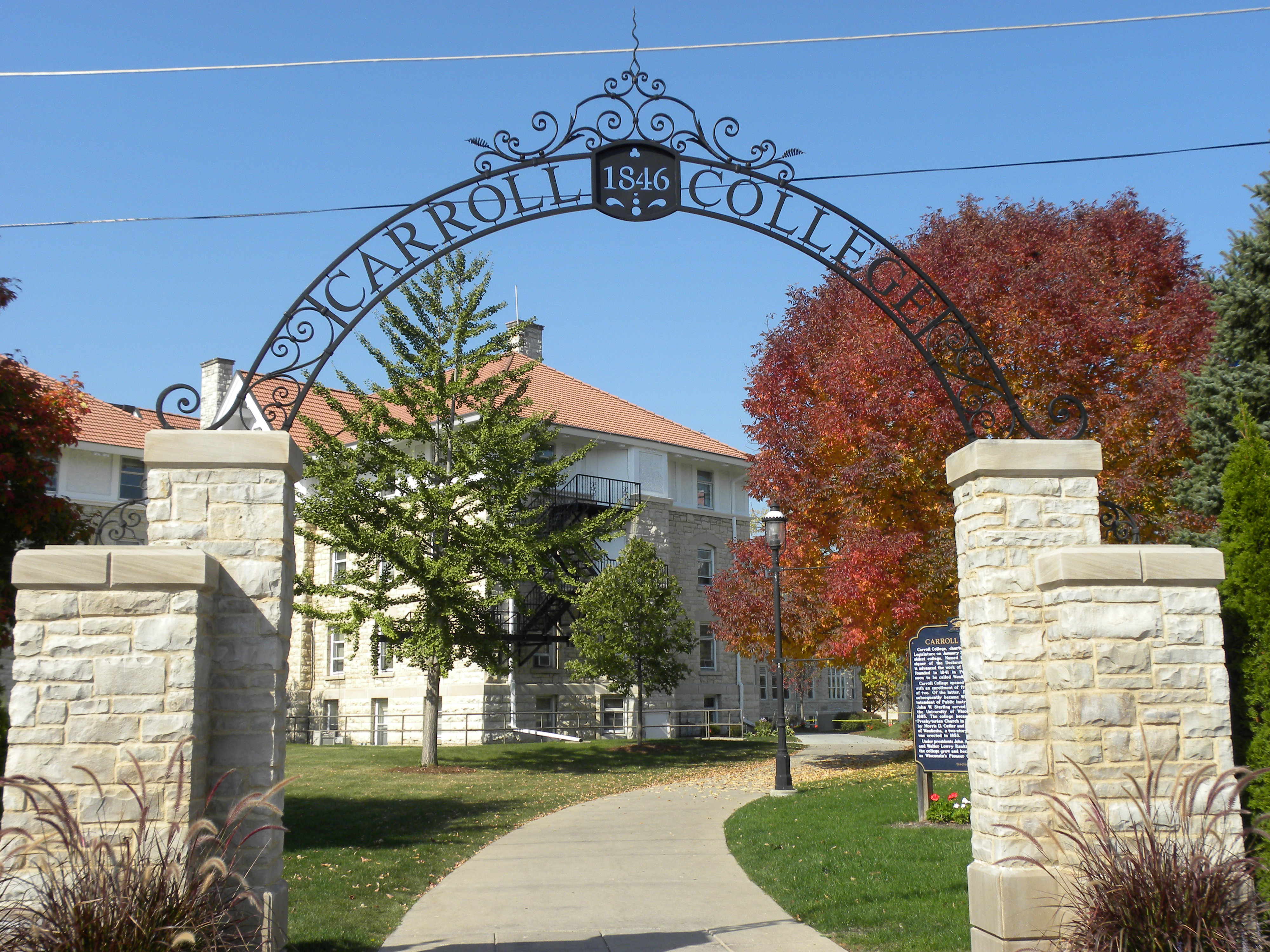 Welcome To Carroll University by wolffang73 on DeviantArt