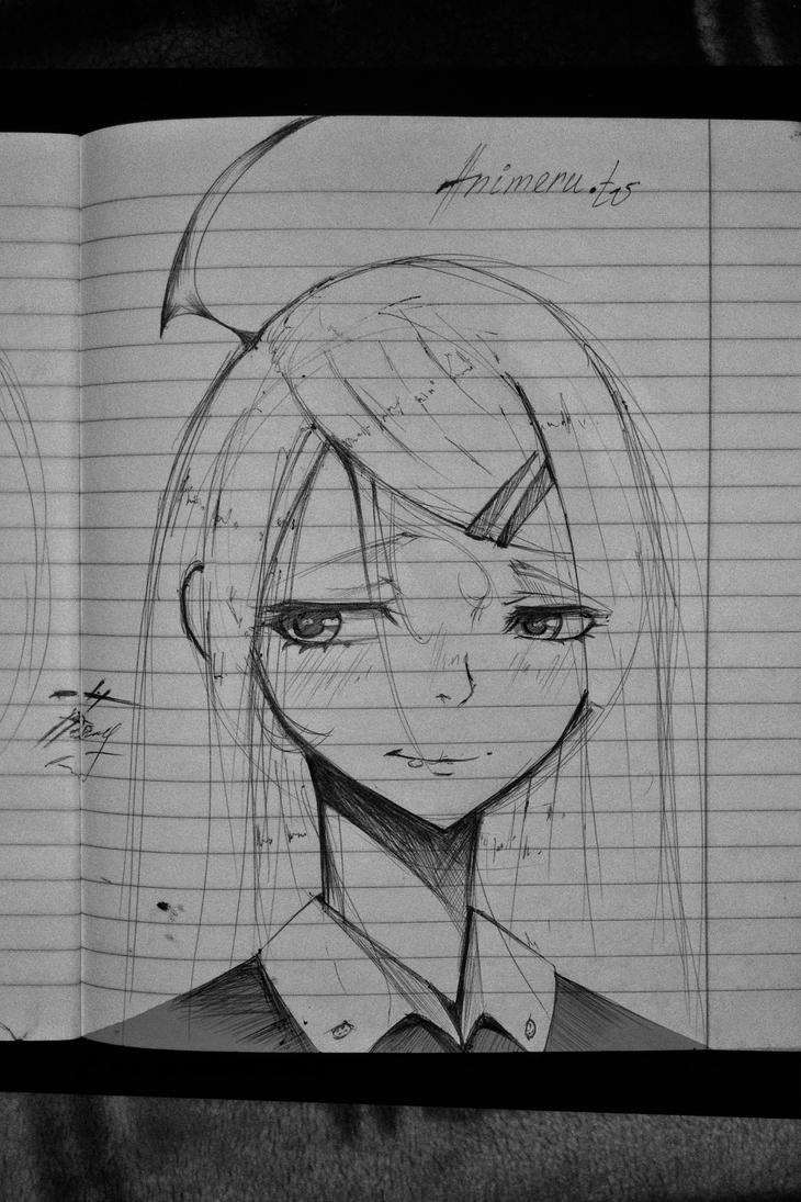 Animeru-Chan by HDDRAW