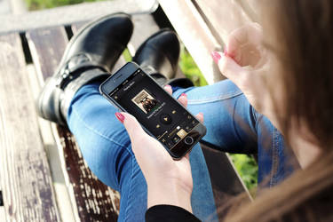 Online Music App 02