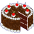 Black Forest Cake icon by The-Cute-Storm