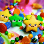 Sugary Stars