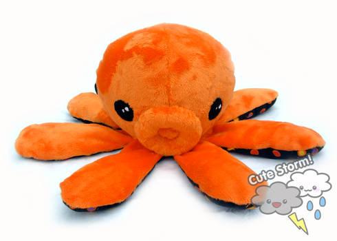Orange Octoplush
