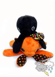 Halloween Octopus Glomp