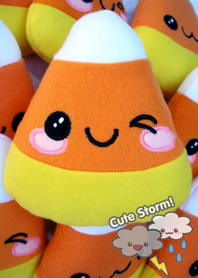 Winking candy corn by the cute storm on deviantart winking candy corn by the cute storm sciox Gallery