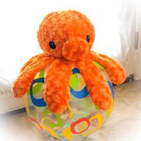 Octopus plush needs Summer Love