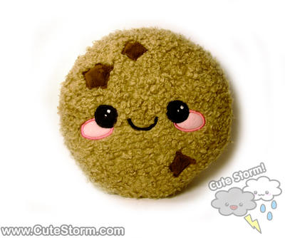 Happy Blushing Cookie :)