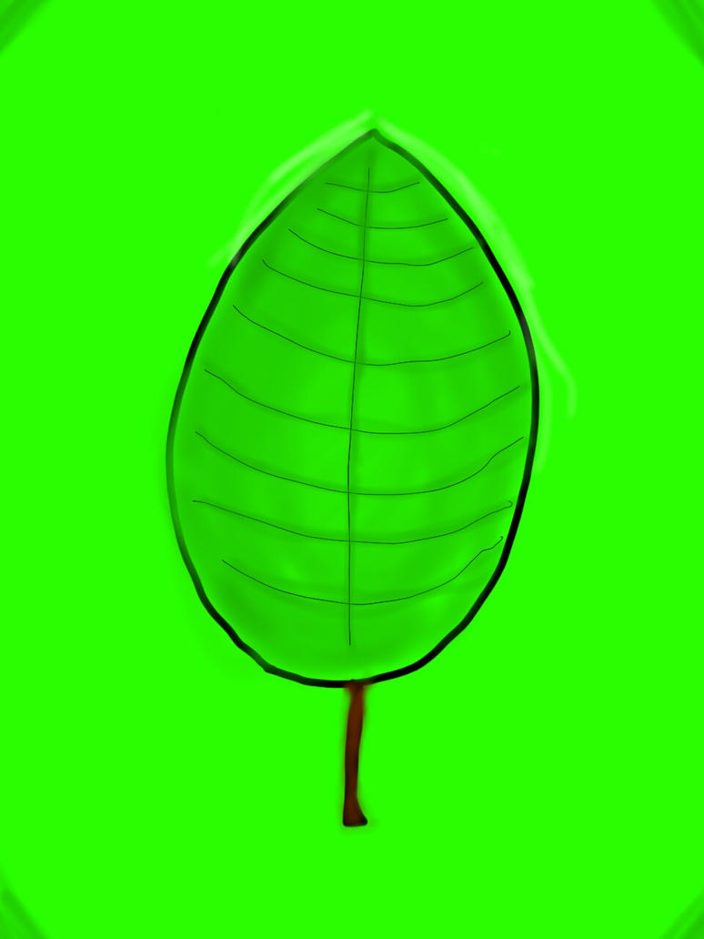 Green by Teddybear200