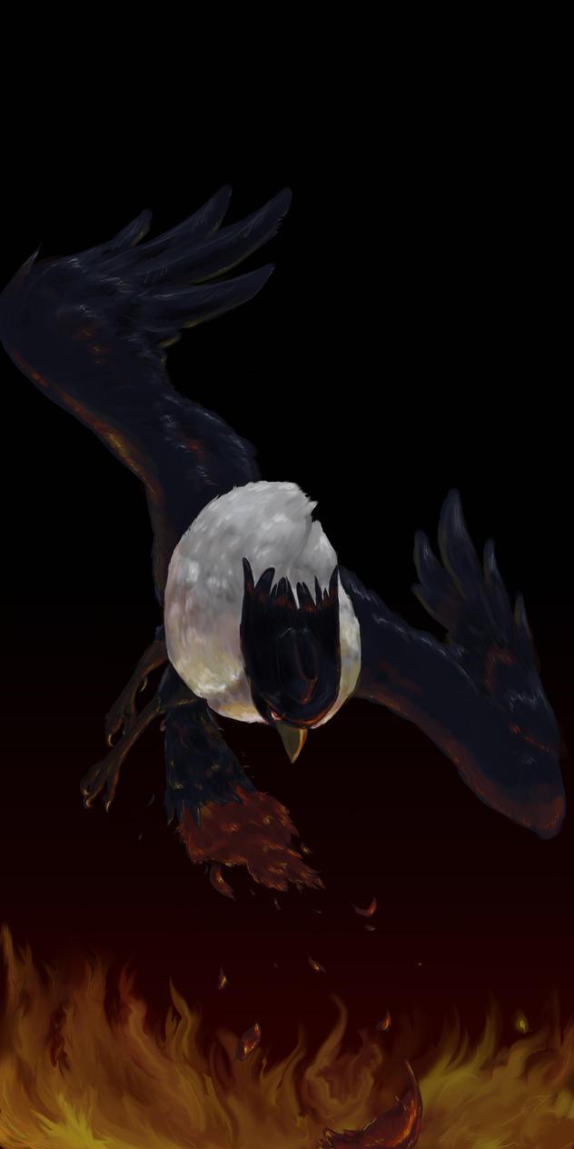 Sil's ArtStop [OPEN] Poe_con_banner___honchkrow_by_silverishness-d4ch274
