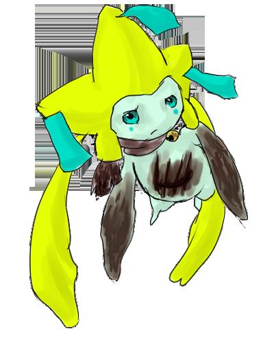 Legendary; Jirachi [Floater] Bqoh8a8