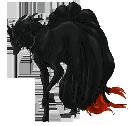 Caim the Black Ninetales (Relic Castle, Unova) Caim_profile_by_silverishness-d4obyxc