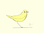 |Frank the Canary|Animation| by Silversiskin