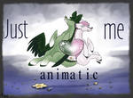 Just Me|Animatic by Silversiskin