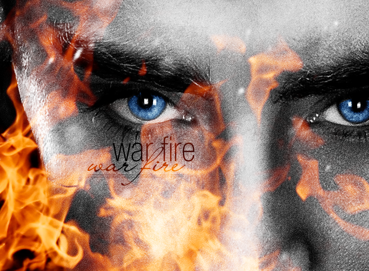 Thranduil-War fire