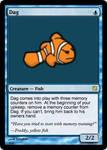 Dag Magic-Card by Captain-Pyro