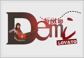 Demi Lovato by stareAtyou77