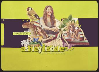 Ashley Tizzy by stareAtyou77