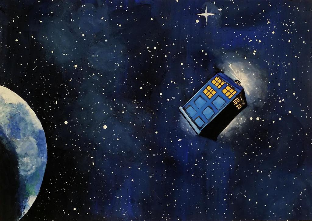 http://nadahhelmy.deviantart.com/art/Doctor-Who-Tardis-591137056