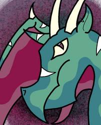Random Dragon by IFIGMER