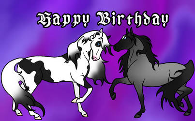 Happy birthday version 2