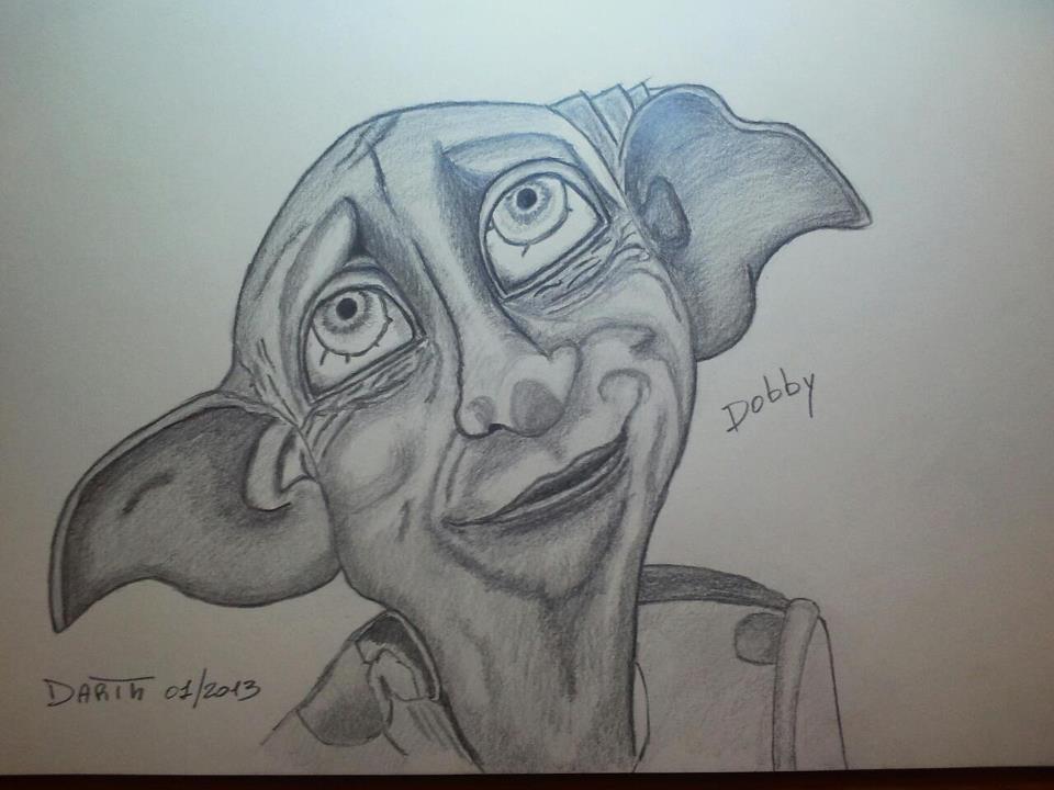 Dobby by Ocusfocus1968