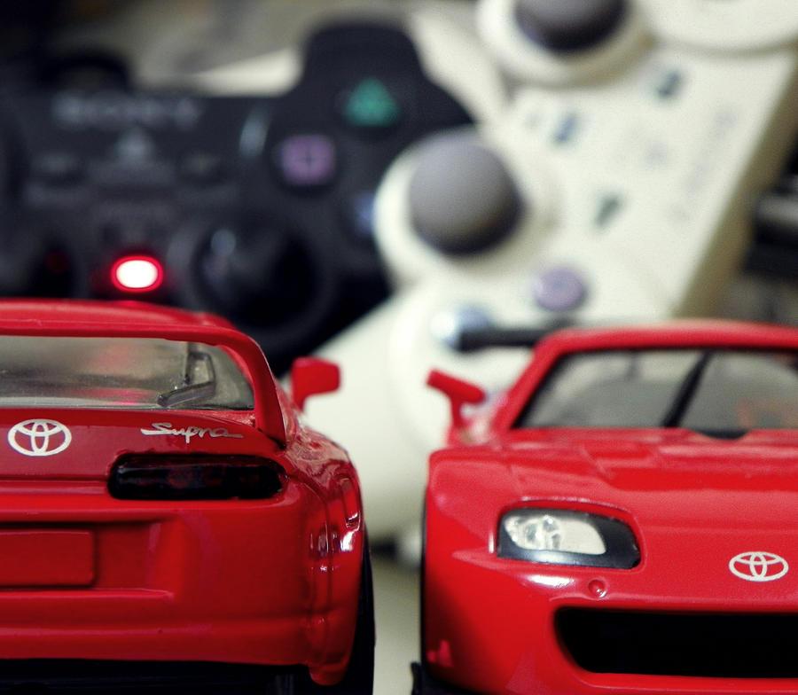 Real Fame - Virtual Race by broettonavarro