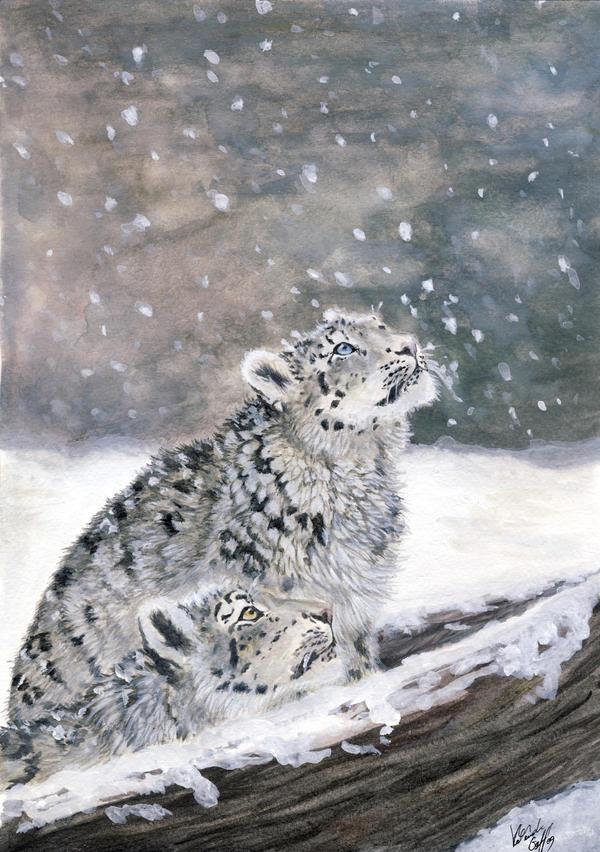 Snow miracle by kotenokgaff