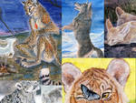 Highly detailed fur real media by kotenokgaff