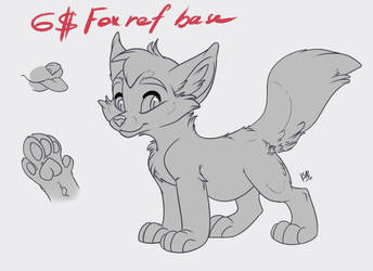 Fox Base by kotenokgaff