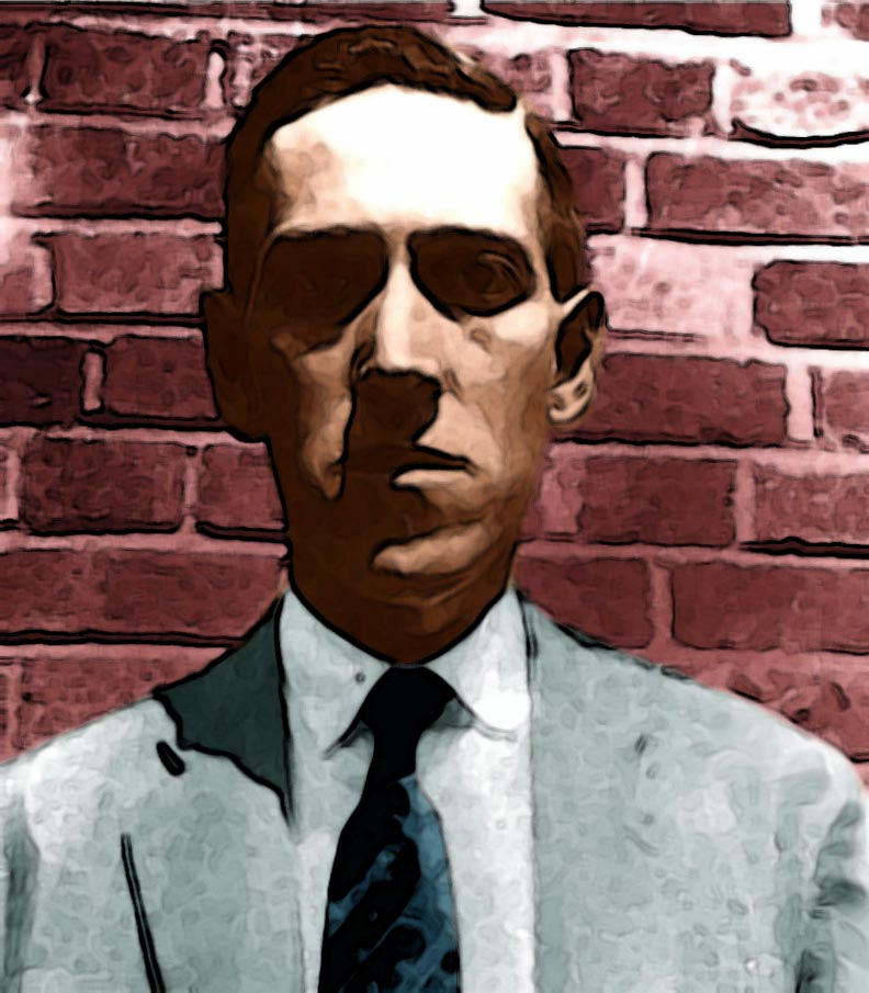 H.P. Lovecraft in Color