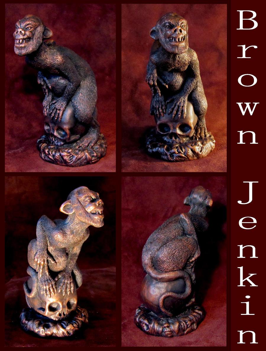 Lovecraft's Brown Jenkin No. 2