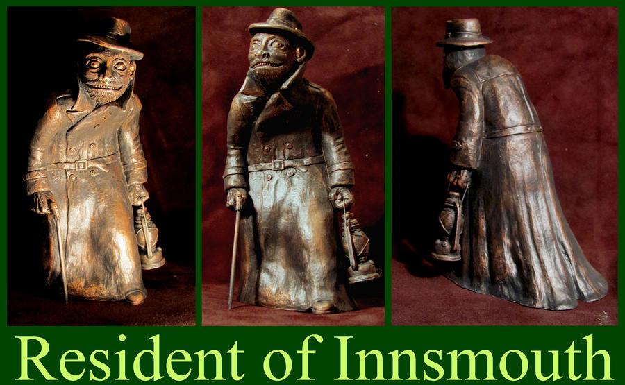Resident of Innsmouth