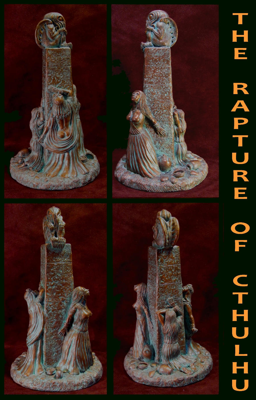 The Rapture of Cthulhu