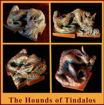 The Hounds of Tindalos - FB Long, Lovecraft Mythos