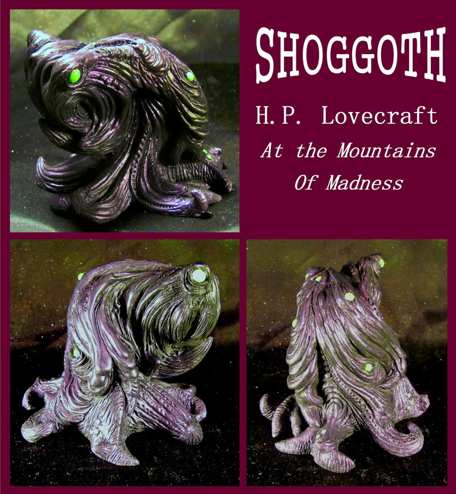 H.P. Lovecraft - SHOGGOTH