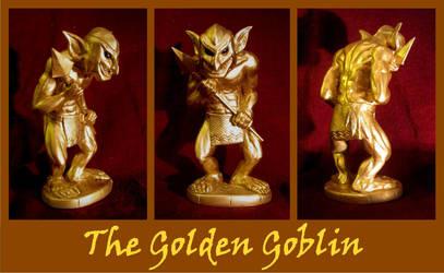 The Golden Goblin - Cthulhu Mythos
