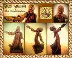 H.P. Lovecraft's Abdul Alhazred and Necronomicon